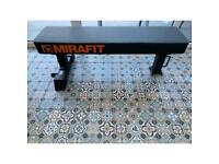 Weight Bench. Mirafit M3 powerlifting bench
