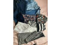 Women bundle clothes size 12-14