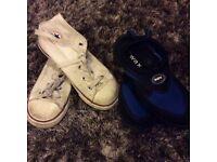 Boys shoe size 10
