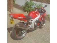 Kawasaki Zx6r ninja g2 600cc not cbr r6