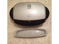 George Foreman grill model 12617