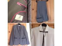 Young Teen 2 Piece Suit & Shirt