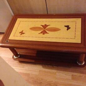 Italian vintage coffee table