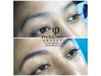 Microblading models £150 *Fully qualified PHIBROW ARTIST*