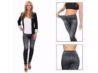 Trim 'N' Slim Jeans: Comfortable Slimming Shapewear