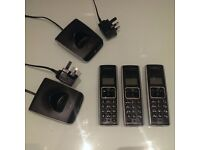 BT Synergy 5300 trio with answer phone