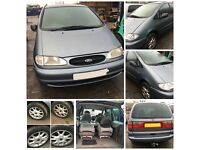 Ford Galaxy 1.9 Zetec 2000 Blue Manual Diesel All Parts Available