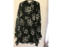 Ladies lovely dress size 10