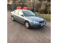 Ford Mondeo 2.0 Manual Petrol 5doors