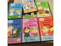 Charlie and Lola Collection 7 books set collection