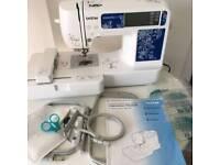 Brother Innovis 97e embroidery machine