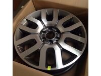 Nissan navara/pathfinder alloy wheel x1 *Brand new*