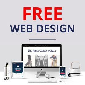 FREE Professional Web Design - Website Designer | Free Consultation | CALL NOW