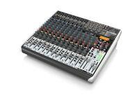 Behringer PA DJ Mixe.