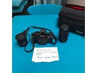 Canon A1 35mm film camera