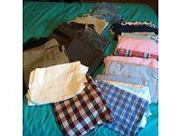 Men's clothing bundle excellent condition 20 items