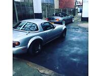 Mazda mx5 turbo