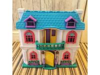 doll house and other toys