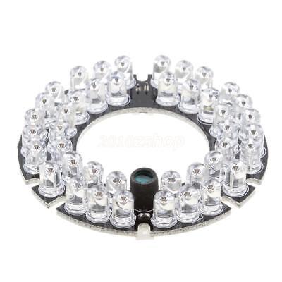 Array 42 Low Power Infrarot IR LED Licht Board Modul für CCTV Kamera ()