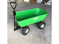 Handy Garden Trolley very sturdy