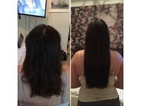**£40 OFF Nano/Micro Ring Hair Extensions IF FITTED BY THE END OF AUGUST