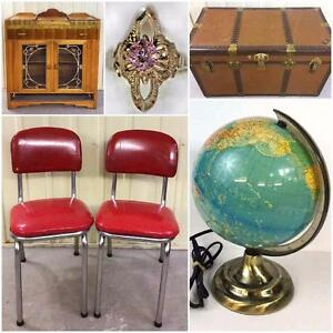 ONLINE AUCTION, Tools, Hand Tools, Jewellery, Vintage Furniture, Bikes, China, Coins, Antiques, Vintage, Stamps, Decor