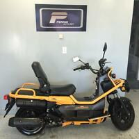 Honda big rucqus ps250 full auto 2005
