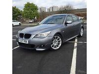 BMW 5 Series 3.0 530d M Sport 4dr LCI F.S.H
