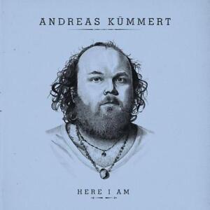Here-I-Am-Erweitertes-Tracklisting-von-Andreas-Kuemmert-2015-Neu-OVP-CD