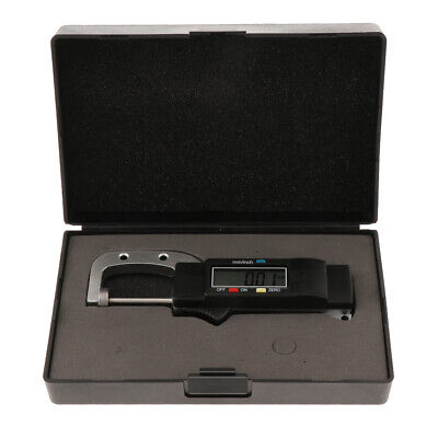 Digital Thickness Gage Electronic Micrometer Electronic Thickness Meter