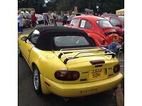 1990 Mazda MX5 Eunos Automatic Mk1 1.6