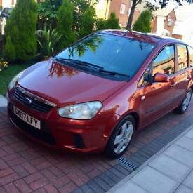 2007 Ford CMAX Full Service History