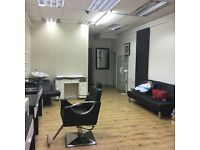 A busy large footfall shop beauty nail salone business for sale apposite to clapham juntion station