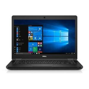 "Dell Latitude 5480 - 14"" - Core i5-6300U (6th Gen) - 8 GB RAM - 256 GB SSD"