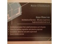 Architectural Services | Architect | Building Regualtions | Plaaning Permission