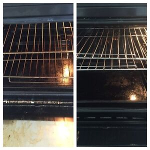Oven deep clean Balmain Leichhardt Area Preview