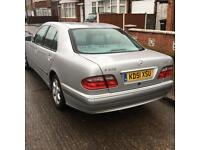 2002 Mercedes E320 CDI E Class Diesel - Open To Offers