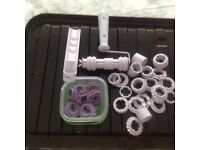 Professional moulds and trim cutters