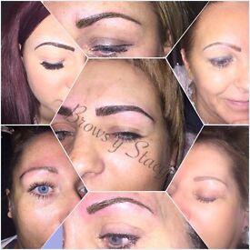 6D semi permanent makeup artist