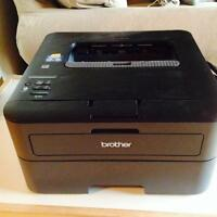 Brother Printer (HLL2360DW Wireless Monochrome) - BRAND NEW