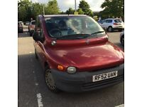 Fiat Multipla - MOT and Low Mileage