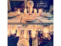 Bespoke Events Wedding/Garden Party/Dinner Party/ Hen Party/ Baby Shower Decoration & hire service