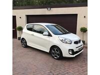 2013 Kia Picanto 1.25 White Edition Ecodynamics, Finance £111 PM, 3Yrs Kia Warranty, 1 Owner GT Line