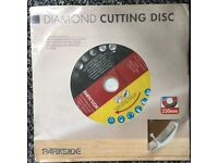 Diamond Cutting Disc - Still in packaging - as New