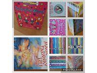 Bundle of girls fiction books