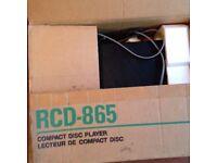 Rotel RCD 865 circa 1990 cd player
