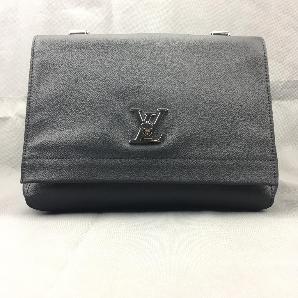 ffd1b9b5edf Louis Vuitton Lock Me soft lambskin leather cross body lv women s bag  designer 329.99