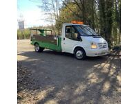 FORD TRANSIT SPEC LIFT RECOVERY re, Other, 2004, Manual, 2402 (cc)