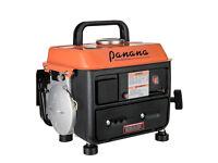 Portable Compact Petrol Generator Quiet Suitcase Boat Caravan Camping Petrol NEW