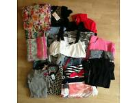 Clothing car boot job lot